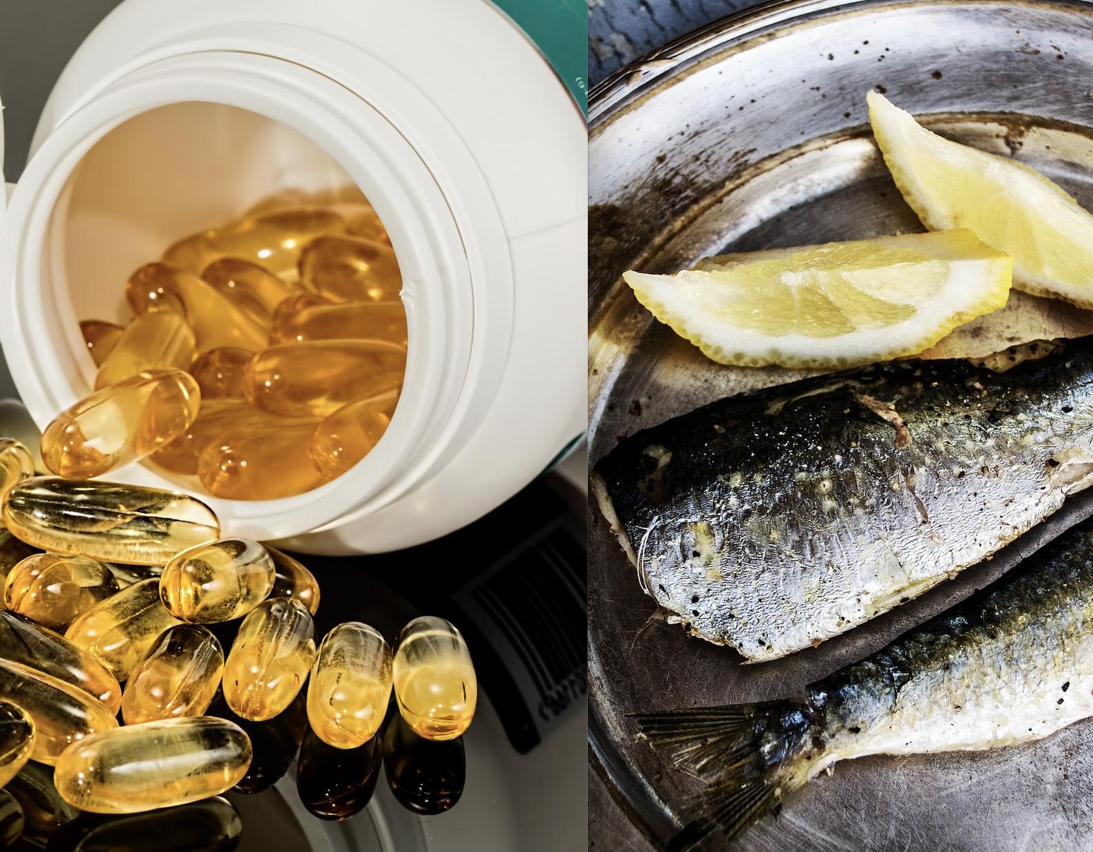Fisk og omega-3